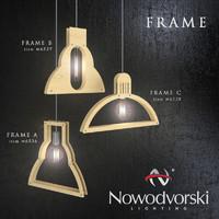 nowodvorski frame lamp 3d obj
