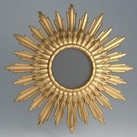 Sun Classic Mirror
