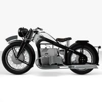 c4d zundapp k800 1933