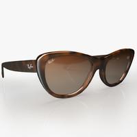 3d model sunglasses ban glasses