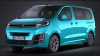 max citroen spacetourer 2016