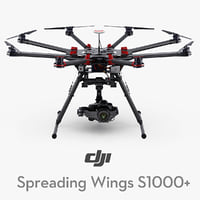 dji spreading wings s1000 max