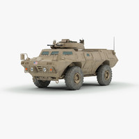 3ds military m1117 guardian