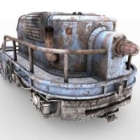 mining rail max