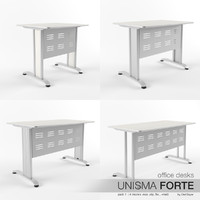 Office Desks Unisma Forte (pack1)