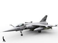 3d model mirage f-1 spanish