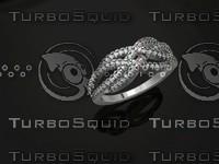 jewellery ring 3d 3dm