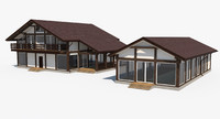 3d house constructions