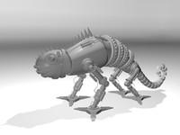 Robotic chameleon