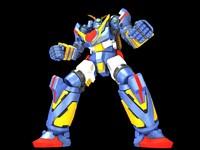 super robot 3d ma
