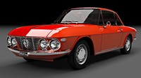 Lancia Fulvia Coupe 1967