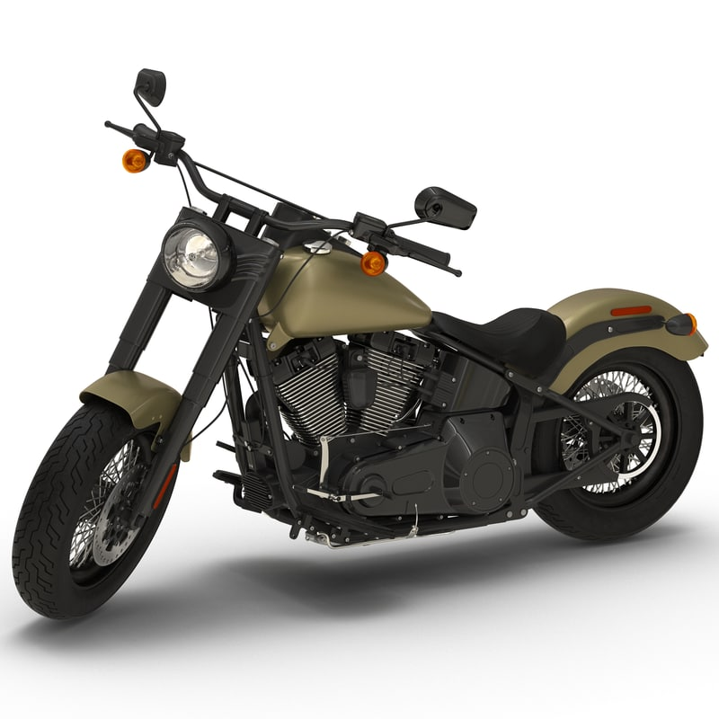 Generic Motorcycle Rigged 3d model 01.jpg