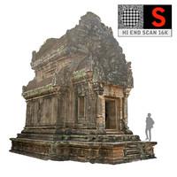 3d model lost temples
