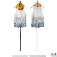 max woman clothes hanger