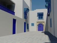 Arabic houses