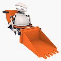 Robot Model 8