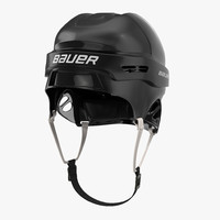 3d model ice hockey helmet 2