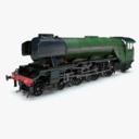 steam engine 3D models