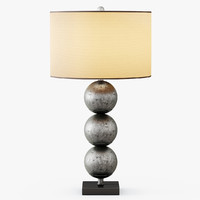 orb table lamp 3ds