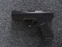 james bond weapon walther p99 3d model
