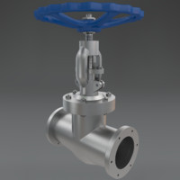 Industrial Gate Valve 1