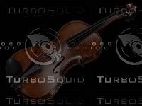 violin 3ds