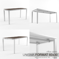 Office Desks Unisma Format 60x30 (pack1)