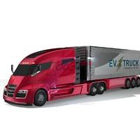3d max ev truck