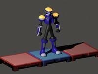 flashman exe megaman battle max