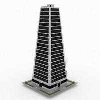 office build 36 3d model