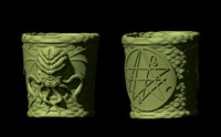 cthulhu cup 3d 3ds