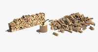 max pile firewood