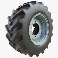 tractor wheel max