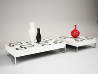 3d porada coffee table