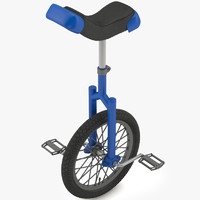 unicycle cycle 3ds
