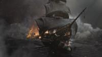 obj sailboat pirate ship
