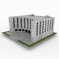 3d office build 38