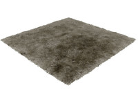 3ds realistic carpet rug fur