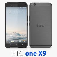 HTC One X9 Gray