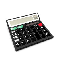 3d scientific calculator model