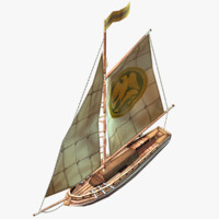 max cartoon yacht