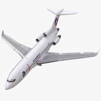 3d model 100 private air france