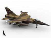 3d mirage irak model