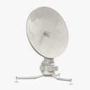 home satellite dish 3D models