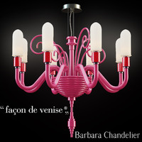 3d lamp facon venise barbara