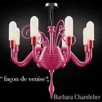 3d lamp facon venise barbara