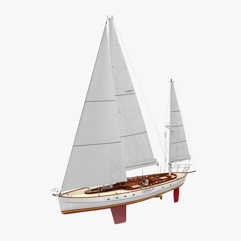 Sailing Yacht 3d model 000.jpg