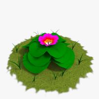 max scanline flower