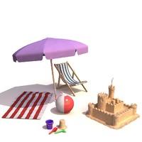 max summer set