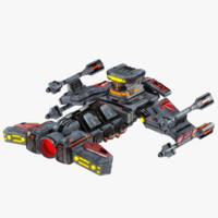 3d battlecruiser starcraft 2